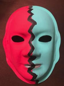 The Mask I Wear