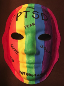 Not Letting PTSD Defeat Me